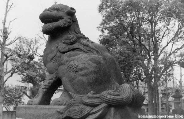 白髭神社(江戸川区小松川)1