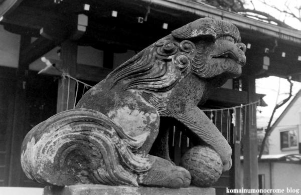 西一之江香取神社(江戸川区西一之江)3