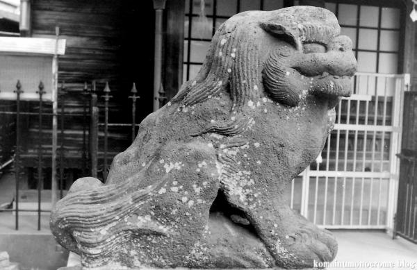 日枝神社(江戸川区谷河内)3