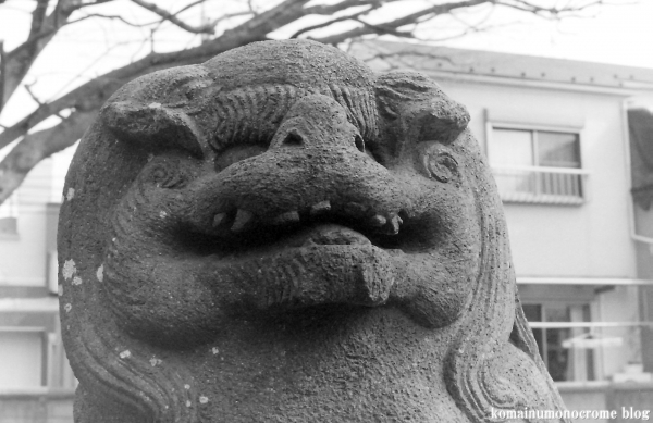 日枝神社(江戸川区谷河内)2