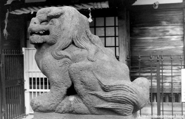 日枝神社(江戸川区谷河内)1