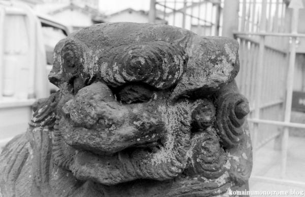 椿天祖神社(江戸川区春江町)4