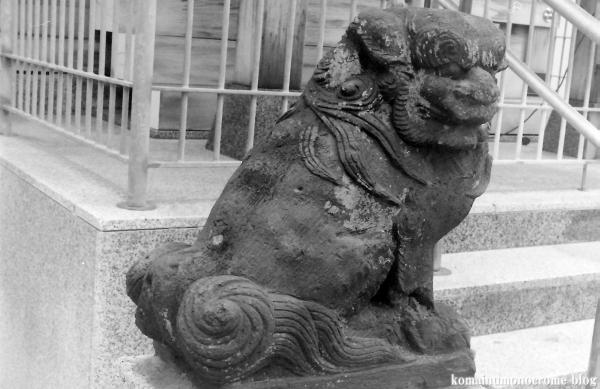 椿天祖神社(江戸川区春江町)3