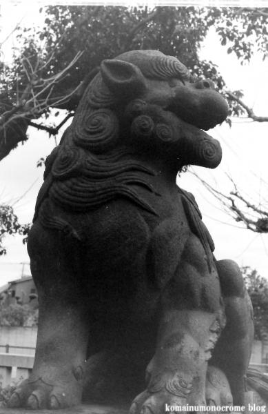 白髭神社(江戸川区小松川)2
