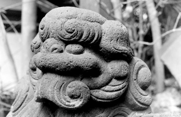 浅間神社(江戸川区上篠崎)4