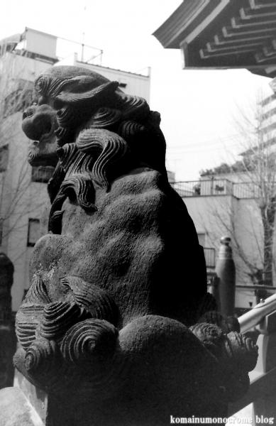 香取神社(江戸川区中央)1