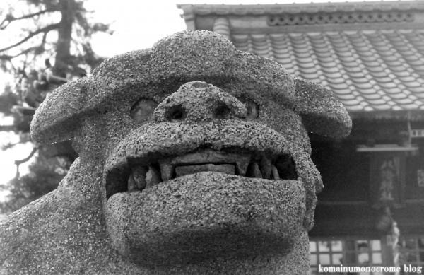 八幡神社(江戸川区北小岩)4