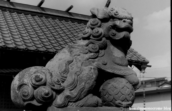 興之宮神社(江戸川区興宮町)3