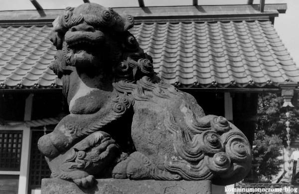 興之宮神社(江戸川区興宮町)1