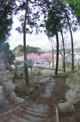 月毛公園_1 月山神社