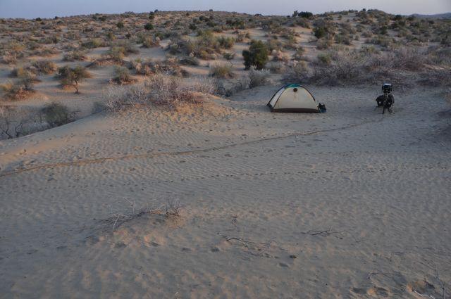 砂キャンプ2
