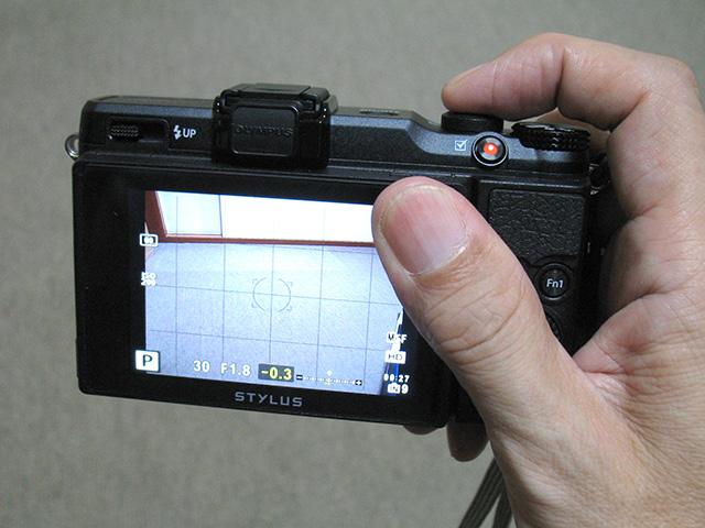 ZX-2液晶画面