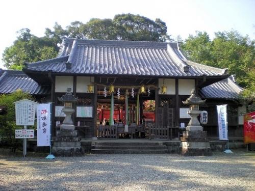 丹生官省符神社2014-08
