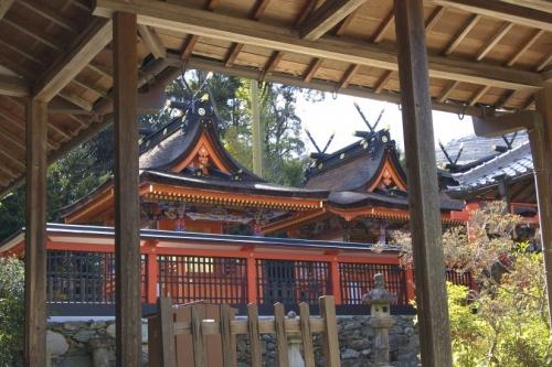 丹生官省符神社2014-09
