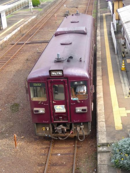 わたらせ渓谷鐵道トロッコの旅2014-10