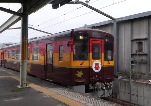 わたらせ渓谷鐵道トロッコの旅2014-023
