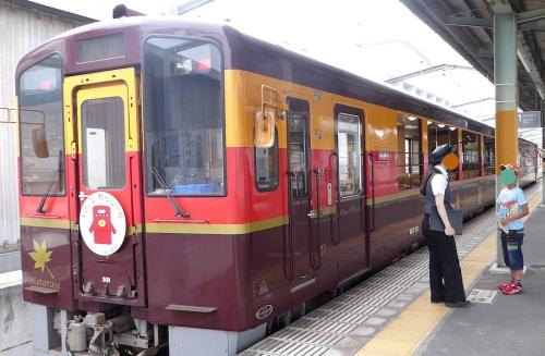わたらせ渓谷鐵道トロッコの旅2014-024