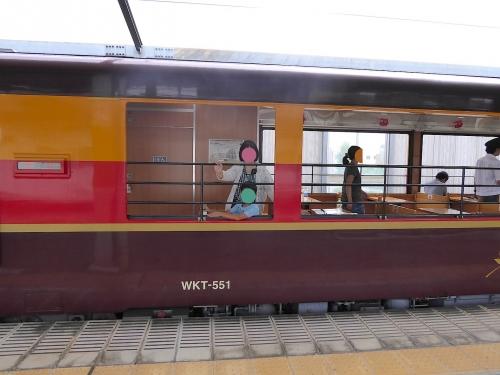 わたらせ渓谷鐵道トロッコの旅2014-032