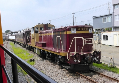 わたらせ渓谷鐵道トロッコの旅2014-056