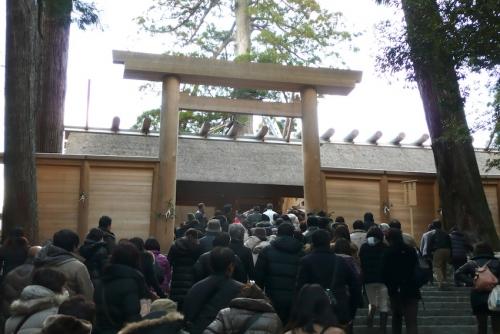 伊勢神宮内宮2013-17