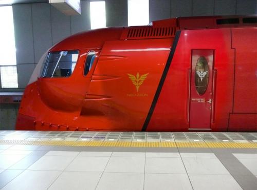赤いラピート2014-01