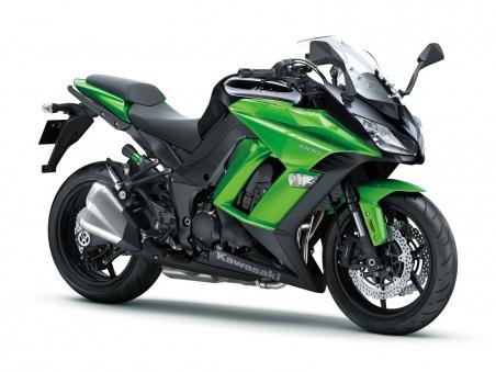 15Ninja 1000 ABSキャンディライムグリーン×メタリックスパークブラック