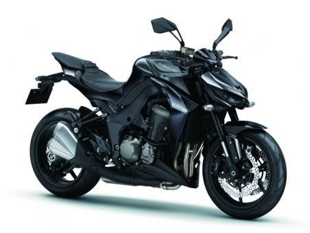 15Z1000メタリックスパークブラック×フラットエボニー