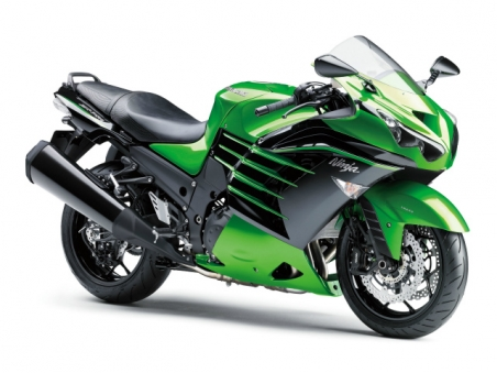 15Ninja ZX-14R ABS Special Edition(GRN)