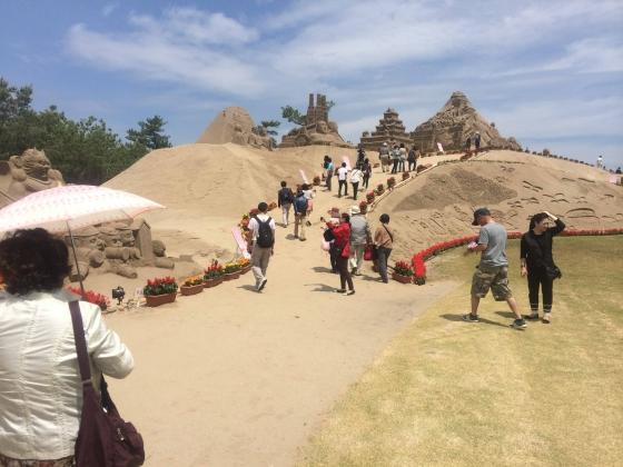 砂の祭典 (1)