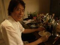 20140820ポルカ桂一さんケーキ