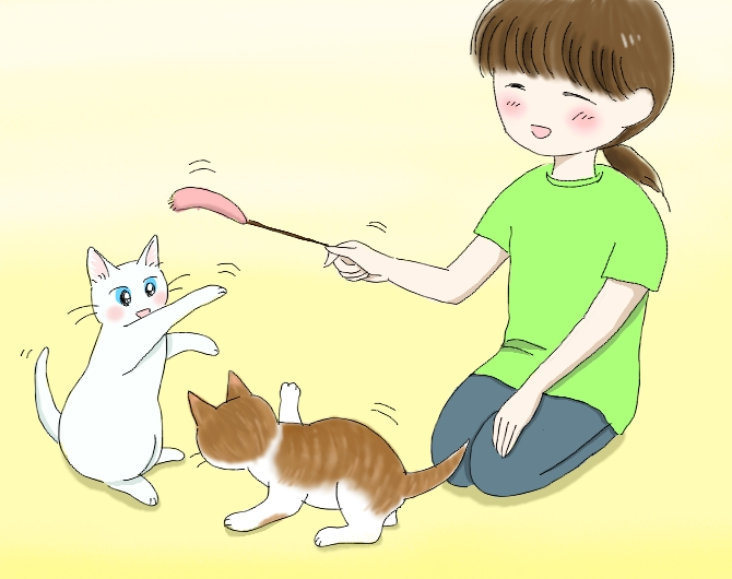 猫友日めくりカレンダー 2015 ①