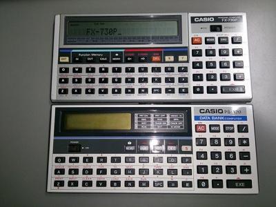 FX-730P & PB-120
