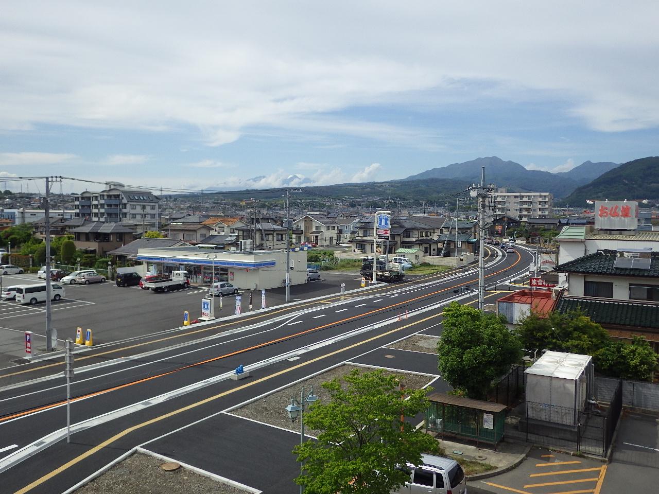 電共(田富敷島線)完成1