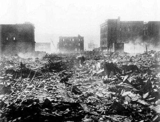 長崎市に原子爆弾が投下された日...