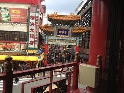 中華街入口