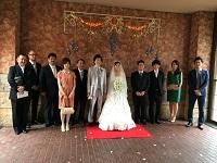 Dr半場結婚式