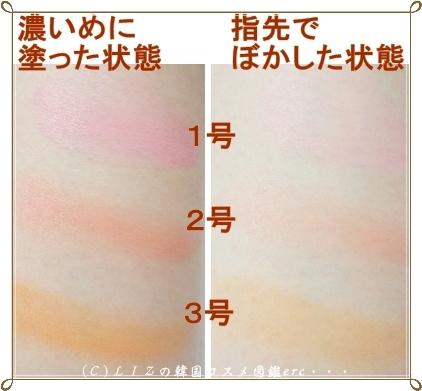 【イッツスキン】ベビーフェイス パウダーインクリームブラッシャー