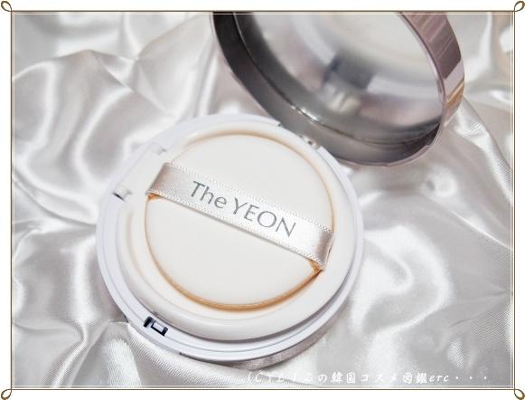 【TheYeon】ロータスフラワーBCクッションパクト