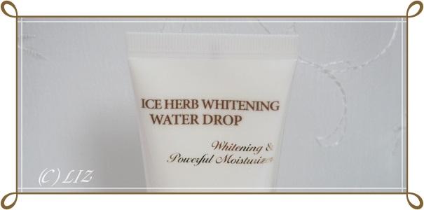 アイスハーブホワイトニングウォータードロップ