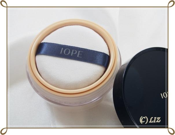 【IOPE】パーフェクトスキンパウダー