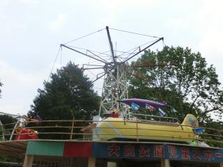 大宮公園 飛行塔2