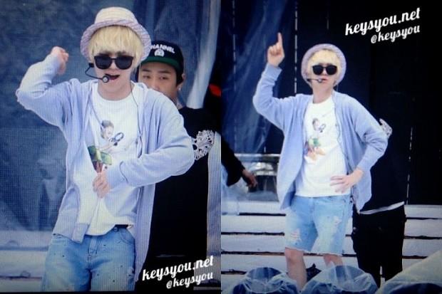 130510 Music Bank Rehearsal -1-