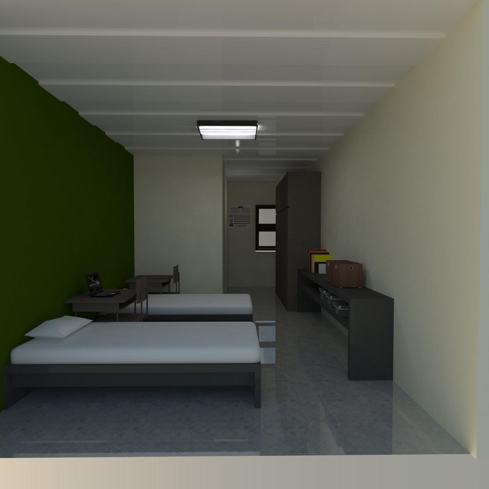 bedroom 2 persons