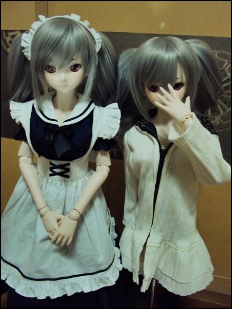 蘭子(双子)1