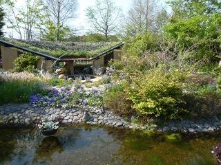 庭園の一つ