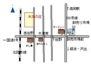 木津の庄tizu