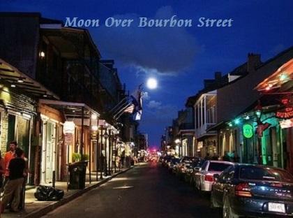 Moon Over Bourbon Street / Sting