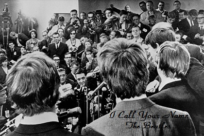 I Call Your Name / The Beatles