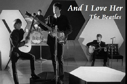 And I Love Her / The Beatles