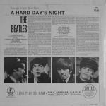 A Hard Day's Night (裏面)